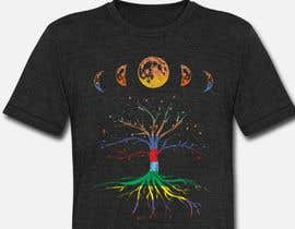 #71 для Moon Phases T-Shirt от aga5a33a4b358781