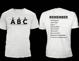 #40 for Create a tee shirt design by ferdousisultana2