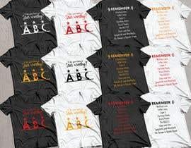 Nro 42 kilpailuun Create a tee shirt design käyttäjältä SayemProdhan
