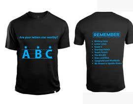 #31 for Create a tee shirt design by shatabdi3626