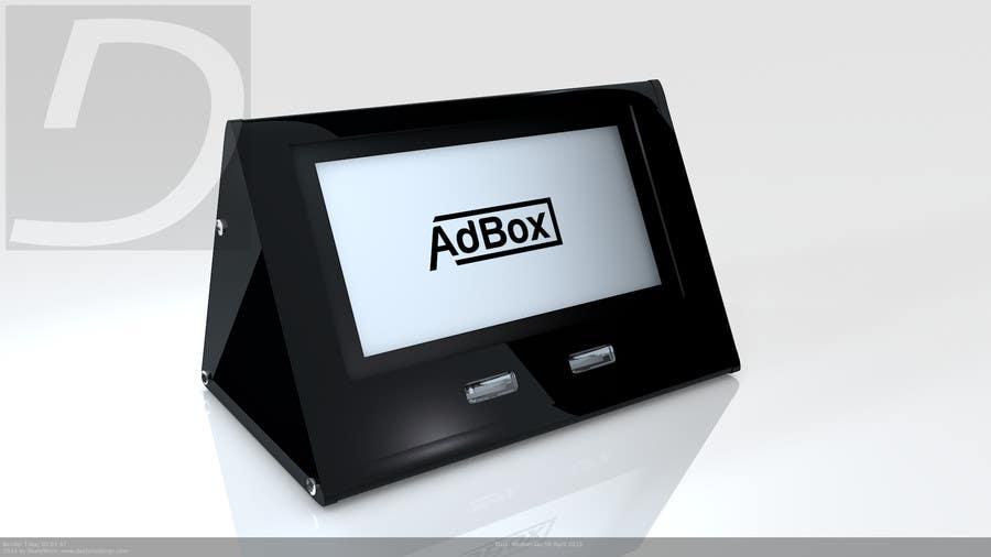 Konkurrenceindlæg #                                        10                                      for                                         Do some 3D Modelling for Adbox
