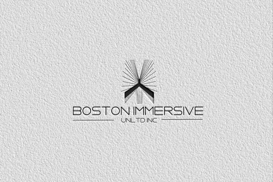 Konkurrenceindlæg #201 for Design a Logo for an Immersive Media Production Studio