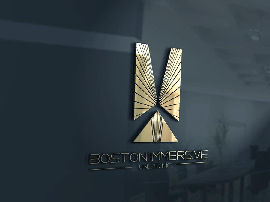 Konkurrenceindlæg #288 for Design a Logo for an Immersive Media Production Studio