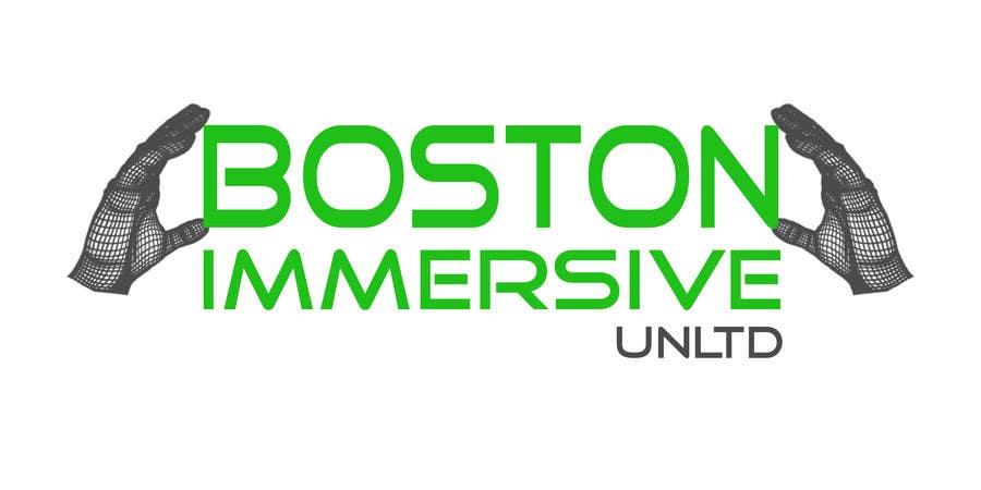 Konkurrenceindlæg #114 for Design a Logo for an Immersive Media Production Studio