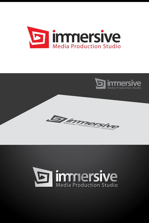 Konkurrenceindlæg #70 for Design a Logo for an Immersive Media Production Studio