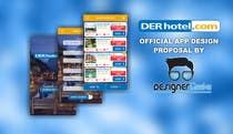Logo Design Konkurrenceindlæg #3 for Android App Design for Travel Agency