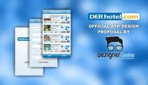 Logo Design Konkurrenceindlæg #10 for Android App Design for Travel Agency