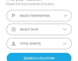 #22 for Android App Design for Travel Agency af cloudjanak