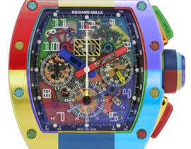 #18 para POP ART Colourful Detailed Watch Needed por EgorFomin