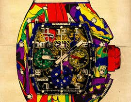 #14 cho POP ART Colourful Detailed Watch Needed bởi Dayna2
