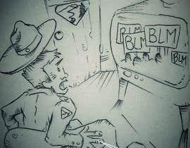 #20 for Illustrate/Draw my Idea | Single Panel Comic af rodrigopetry