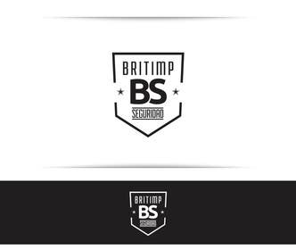 "#42 for Develop a Corporate Identity for ""Britimp Seguridad"" af SergiuDorin"
