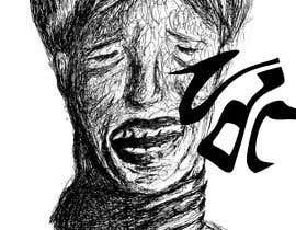 #31 untuk Scribbled dark art oleh Vanxmad
