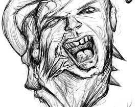 #18 untuk Scribbled dark art oleh aglennn