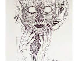 #20 untuk Scribbled dark art oleh dilshad0403