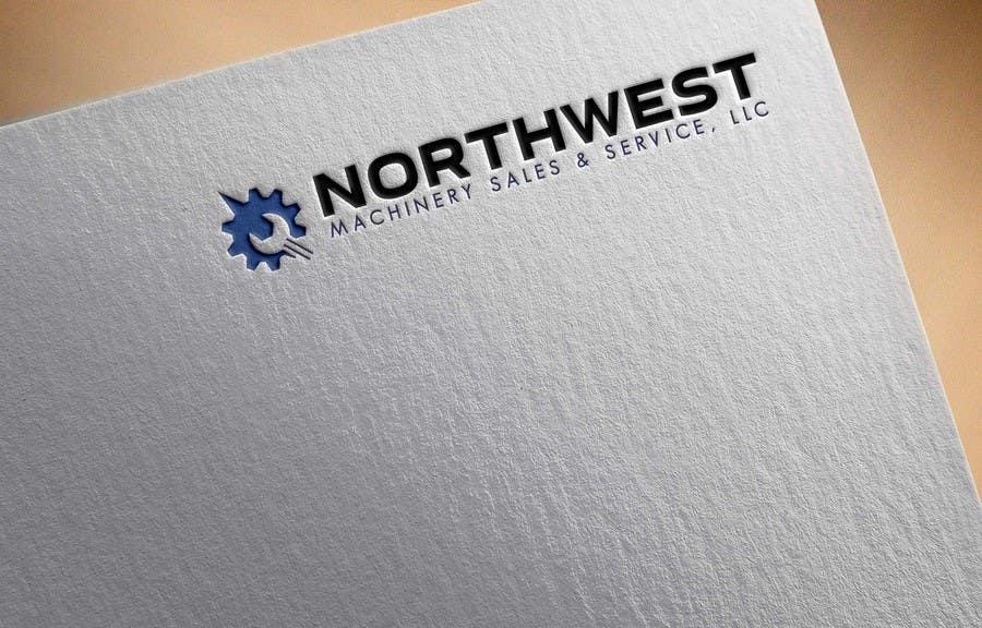 Konkurrenceindlæg #                                        4                                      for                                         Design a Logo for Northwest Machinery Sales & Service, LLC