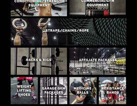 #19 for Web Design for AmericanBarbell.com by Novusmultimedia