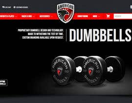 #26 for Web Design for AmericanBarbell.com by yoyojorjor