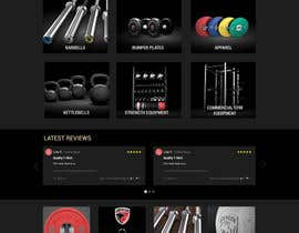 #13 for Web Design for AmericanBarbell.com by duongdv
