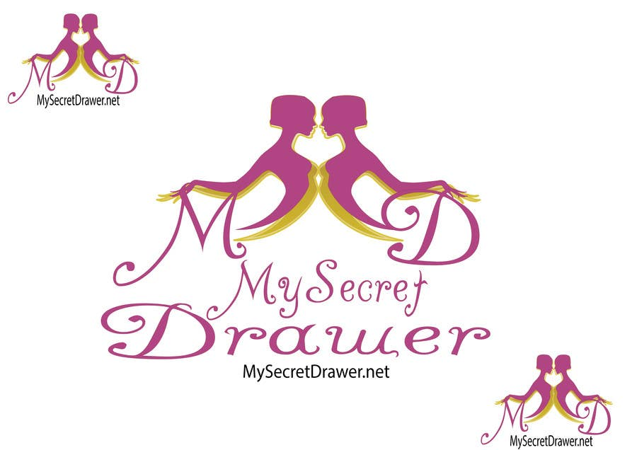 Bài tham dự cuộc thi #8 cho Design a Logo for MySecretDrawer.net