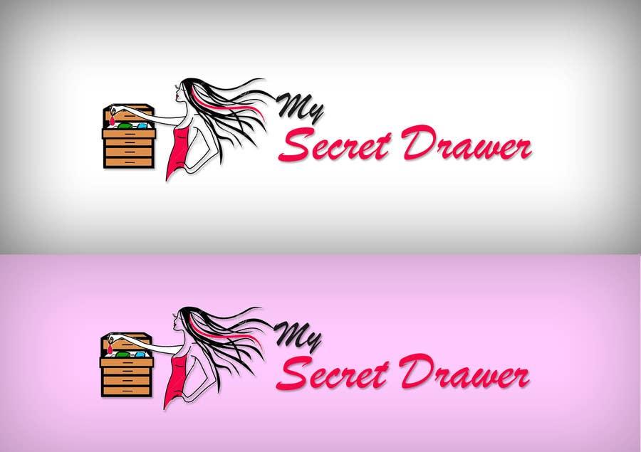 Bài tham dự cuộc thi #10 cho Design a Logo for MySecretDrawer.net