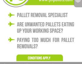 "#29 for Design a Flyer for ""Jet Pallets"" af RERTHUSI"
