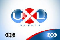 Graphic Design Contest Entry #315 for Logo Design for UXL Sports