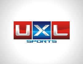 #434 para Logo Design for UXL Sports por realdreemz