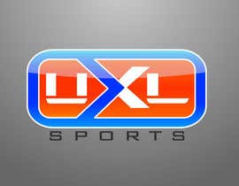 #470 para Logo Design for UXL Sports por jagadeeshrk