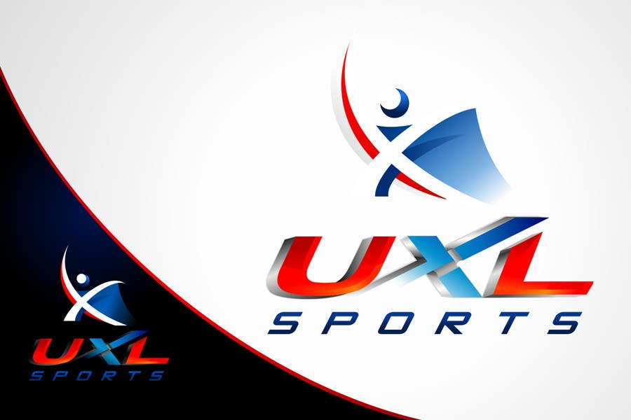 Contest Entry #                                        356                                      for                                         Logo Design for UXL Sports