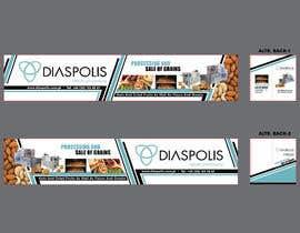 #29 para Projekt reklamy na naczepę Tira / Project of advertising on a truck trailer por cakemudbudiono