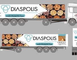 #28 para Projekt reklamy na naczepę Tira / Project of advertising on a truck trailer por alsabbir10