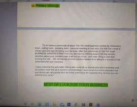 #22 for Write a Document With Ideas for Signing Up Buyers by swapnilpisal080