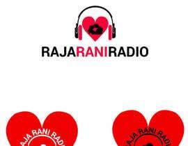 nº 32 pour RajaRani Radio logo par MridhaRupok