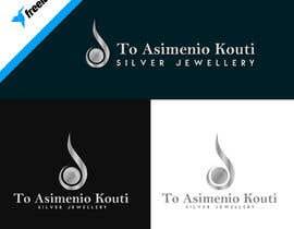 nº 42 pour Logo for silver jewellery eshop par tauhidislam002