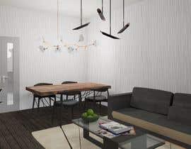 nº 58 pour designing my apartment par nurann038