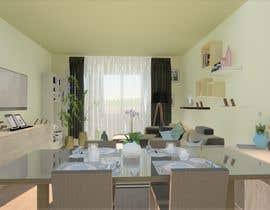 nº 52 pour designing my apartment par apollon7440