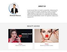 #68 for Michael Marcus Cosmetic rebrand and launch via shoppify by JoshuaLbon