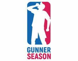 #64 for Gunner season league logo for t shirt af RBRDSGN