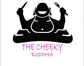 nº 30 pour Design a Logo for The Cheeky Buddha par thoughtcafe