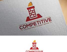 Nro 90 kilpailuun Logo for tuckpointing & chimney repair company käyttäjältä suraiyaahsan999