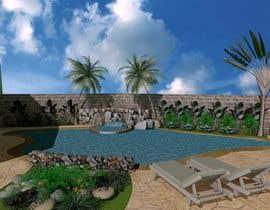 dmiljanka tarafından Backyard pool/landscaping design için no 34