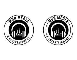#1016 for Design me a logo for MUN MEDIA & ENTERTAINMENT (Business Name) by enarulstudio