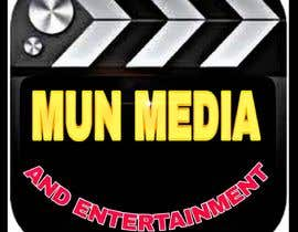 #1014 for Design me a logo for MUN MEDIA & ENTERTAINMENT (Business Name) by mohamedelzaghal2
