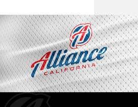 #1303 para ALLIANCE CALIFORNIA por machine4arts
