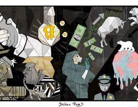 #6 pentru Spin on Picasso's Guernica de către Bearkhann