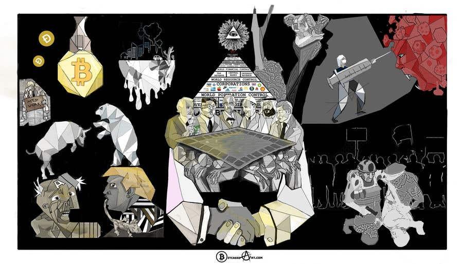 """Intrarea #                                        23                                      pentru concursul """"                                        Spin on Picasso's Guernica                                     """""""