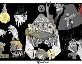 #23 pentru Spin on Picasso's Guernica de către Bearkhann
