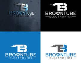 """#13 for Create a logo for a company called """"BrownTube Electronics"""" by khrabby9091"""