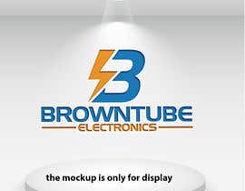 """#7 for Create a logo for a company called """"BrownTube Electronics"""" by khairulit420"""